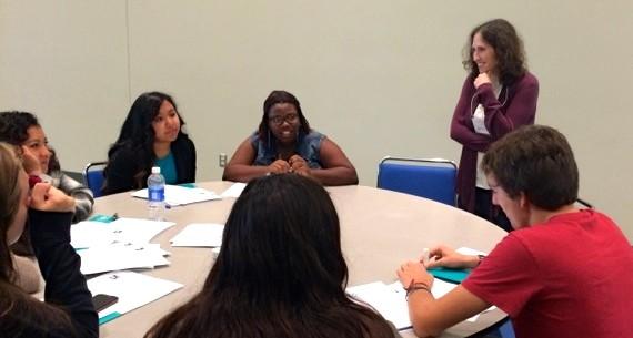 ASHG High School workshop (San Diego, CA)
