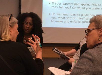 Professional development workshop (Boston, MA)