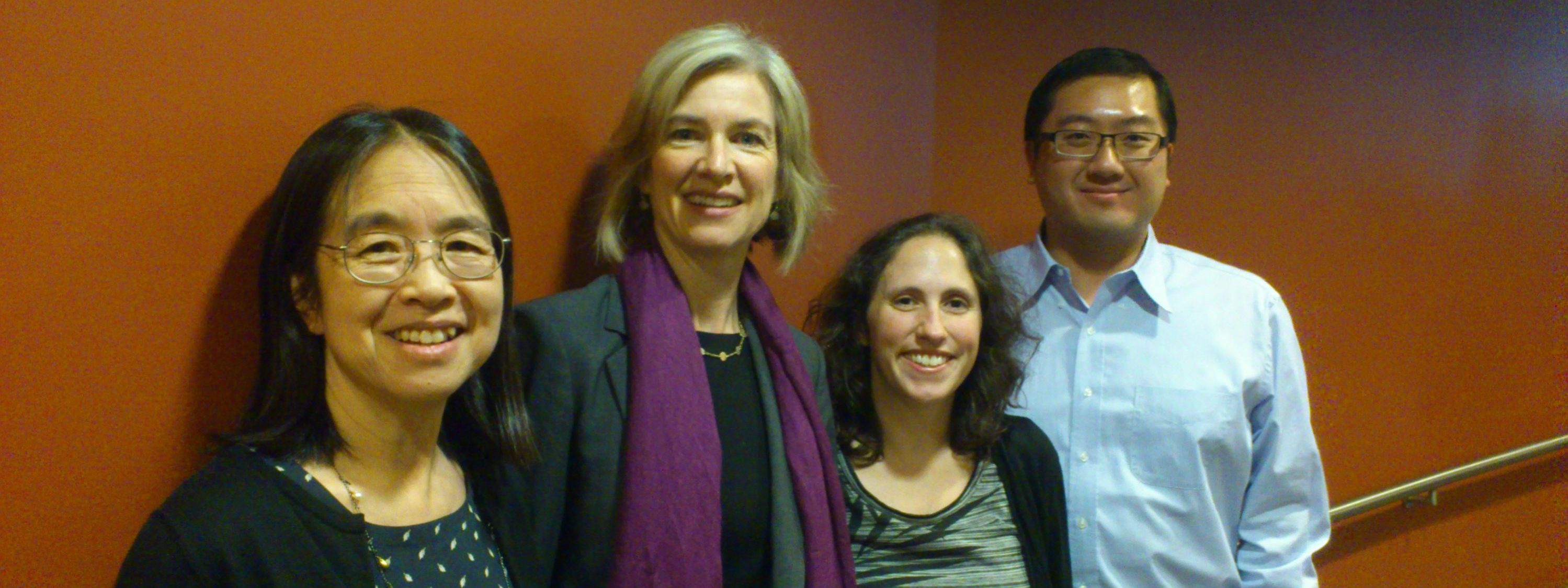 Prof. Jennifer Doudna makes generous gift to pgEd